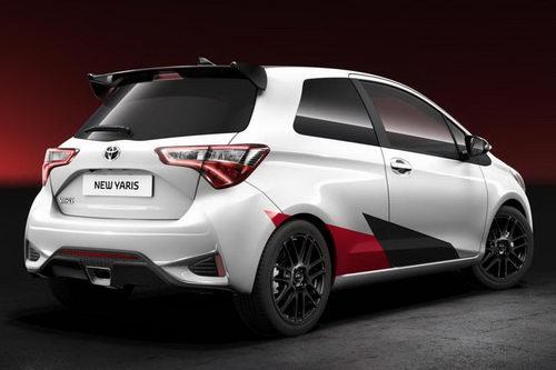Toyota sắp giới thiệu Yaris mạnh 210 mã lực - 2