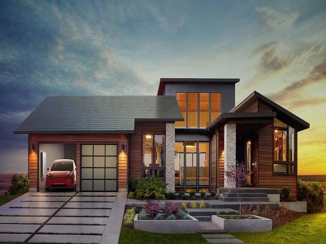 Tesla sẽ bán mái ngói năng lượng mặt trời vào cuối năm nay - 1