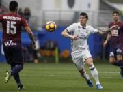 Bóng đá - Chi tiết Eibar - Real Madrid: Dễ hơn dự tính (KT)