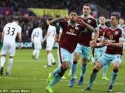 Bóng đá - Swansea - Burnley: Rượt đuổi nghẹt thở tới cuối