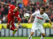"""Cologne - Bayern Munich: Hàng thủ  """" bung lụa """""""