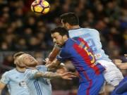 Bóng đá - Barcelona - Celta Vigo: Siêu sao và cơn mưa bàn thắng