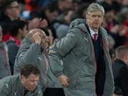 Bóng đá - Lại thua Liverpool, Wenger phủ nhận ruồng rẫy Sanchez