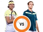Chi tiết tennis Nadal - Querrey: Tie-break quyết định (KT)
