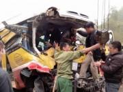 Nguyên nhân ban đầu vụ tai nạn thảm khốc ở Thái Nguyên