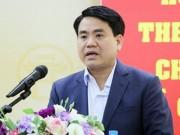 """Tin tức trong ngày - Video: Phát biểu """"dậy sóng"""" của ông Nguyễn Đức Chung đòi lại vỉa hè"""