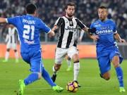 Udinese - Juventus: Thành quả từ đánh du kích