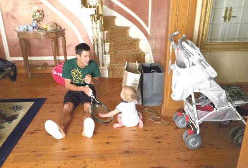 Tin thể thao 6/3: Djokovic không ưu tiên tennis là số 1