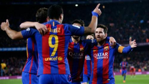 """Barca - Messi """"mài gươm"""" chờ PSG: 5 bàn không khó - 1"""