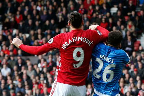 MU: Ibrahimovic bị phạt nặng, vắng mặt trận Chelsea