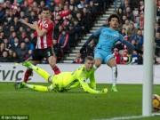Bóng đá - Sunderland - Man City: Quá hưng phấn, nhận kết đắng
