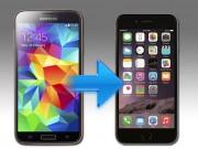 Công nghệ thông tin - Cách chuyển tin nhắn từ Android sang iPhone
