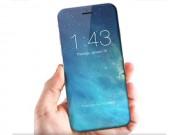 iPhone 8 sẽ trang bị màn hình OLED 5,8 inch