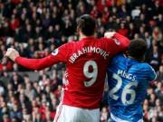 Bóng đá - MU: Ibrahimovic bị phạt nặng, vắng mặt trận Chelsea