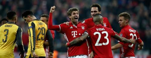 Arsenal – Bayern Munich: Nỗi đau khó xoa dịu - 1