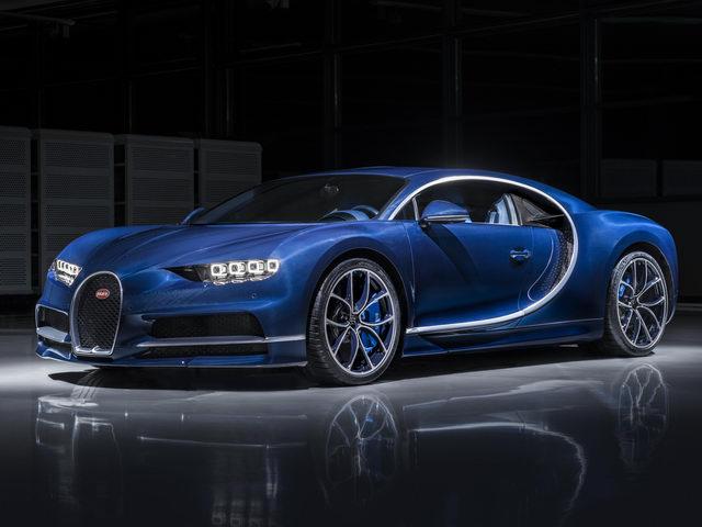 Bất ngờ Siêu xe Bugatti Chiron bán chạy hơn dự kiến