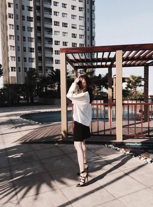 """Không hở, Phương Trinh vẫn khiến fan """"bỏng mắt"""" nhờ điều này - 3"""