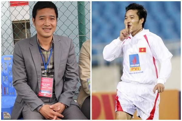 Danh thủ Nguyễn Hồng Sơn khi không mặc áo số, quần đùi - 1