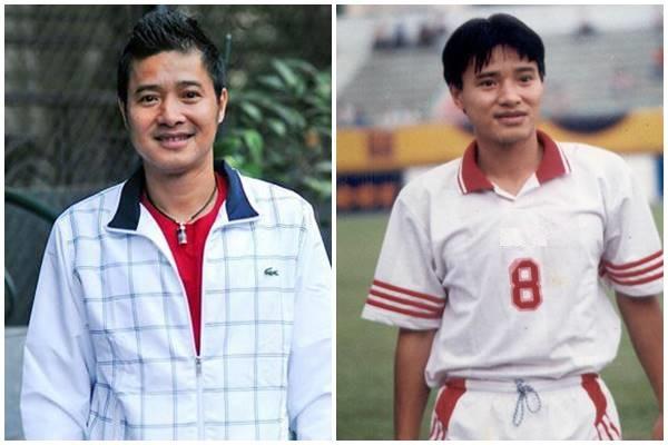 Danh thủ Nguyễn Hồng Sơn khi không mặc áo số, quần đùi - 3