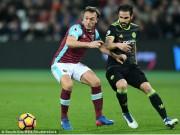 Bóng đá - West Ham - Chelsea: Siêu sao và đẳng cấp phản công