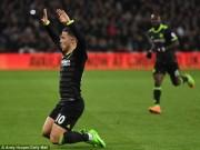 """Bóng đá - Chelsea lập kỉ lục: Conte vẫn phàn nàn, Hazard """"sốt ruột"""""""