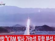 Thế giới - Triều Tiên phóng loạt tên lửa nhằm vào căn cứ quân sự Mỹ