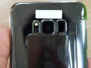 Dế sắp ra lò - HOT: Trên tay Samsung Galaxy S8 thiết kế sexy
