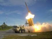 """Mỹ chuyển tên lửa  """" đe dọa an ninh TQ """"  tới Hàn Quốc"""