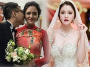Rò rỉ hình ảnh trong lễ rước dâu Hoàng Anh và chồng trẻ