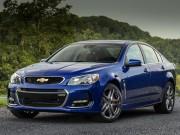 GM khai tử xe thể thao Chevrolet SS