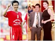 Thời trang - Danh thủ Nguyễn Hồng Sơn khi không mặc áo số, quần đùi