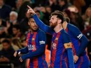 Bóng đá - Barcelona: Enrique nên buông cúp C1, để Messi dự bị