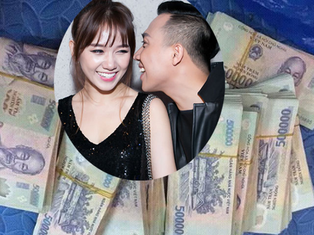 Bất ngờ số tiền Hari Won cho chồng tiêu xài mỗi ngày