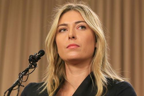 """Sharapova 1 năm sau scandal doping: Dùi mài """"kinh sử"""""""
