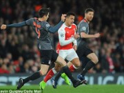 "Arsenal - Bayern Munich: Tuyệt phẩm và  "" tấn ""  bi kịch"