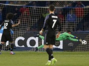 """Real thủng lưới, Ronaldo nổi giận  """" mắng """"  đồng đội"""