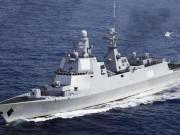 """Thế giới - Chiến hạm tên lửa Trung Quốc """"vượt mặt"""" tàu của Nhật Bản"""