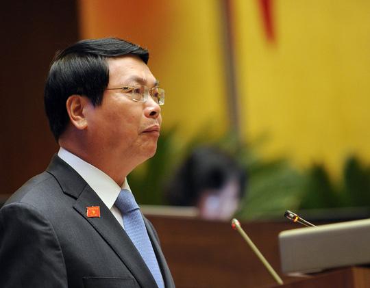 Bộ Nội vụ kết luận: Ông Vũ Huy Hoàng bổ nhiệm 97 cán bộ