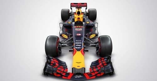"""F1, Red Bull RB13: Vẫn là """"Ông vua"""" khí động học"""