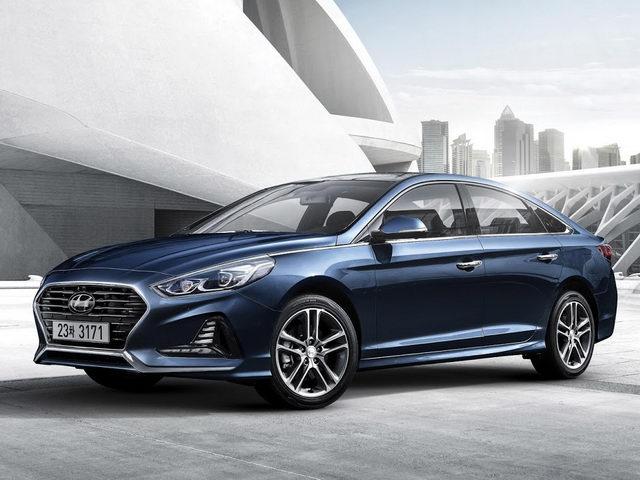 Hyundai Sonata 2018 có giá cao nhất 644 triệu đồng - 1