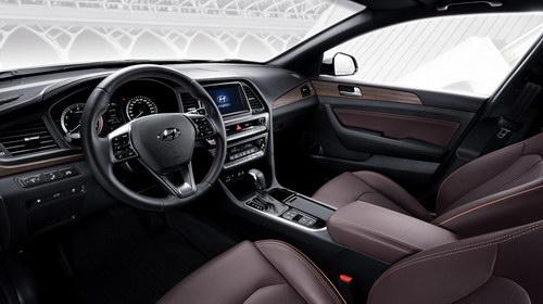 Hyundai Sonata 2018 có giá cao nhất 644 triệu đồng - 2
