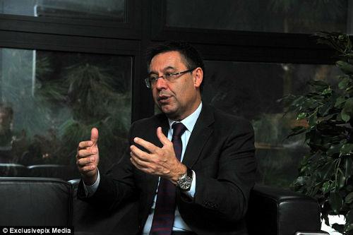 Thuyết âm mưu: Barca đổi Messi lấy vé tứ kết Cúp C1 - 1
