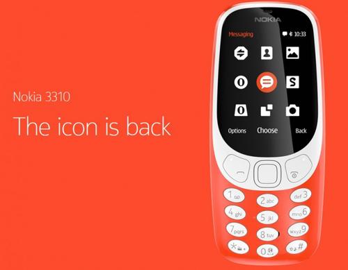 Nokia 3310 mới về Việt Nam với giá gần 2 triệu đồng - 1