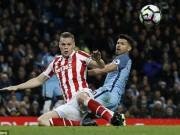 Bóng đá - Man City – Stoke: Đang vui thì đứt dây đàn