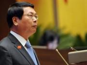 Tin tức trong ngày - Bộ Nội vụ kết luận: Ông Vũ Huy Hoàng bổ nhiệm 97 cán bộ