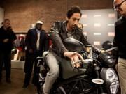 Soi  con quỷ  Ducati Monster của tài tử Adrien Brody