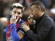 """Bóng đá - Barca lập kỳ tích: Quyền lực Messi hay """"khổ nhục kế"""" Enrique"""