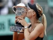 Thể thao - Sharapova gây tranh cãi nảy lửa: Đạo đức hay tiền