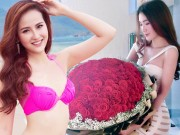 Bạn trẻ - Cuộc sống - Tò mò về hai cô gái xinh đẹp được tặng 1000 bông hồng 8/3