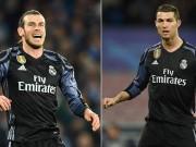 Real trục trặc: Ronaldo và Bale không phối hợp